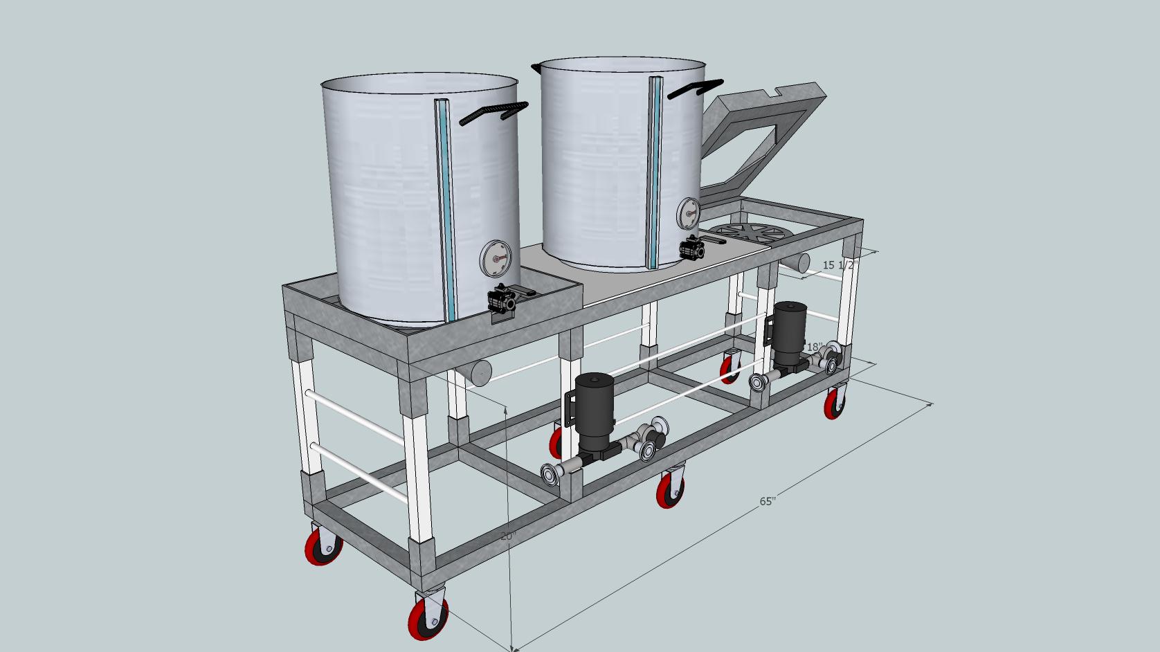 home brew stand design house design plans